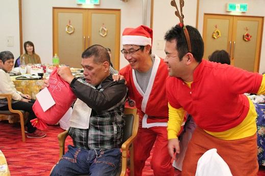 クリスマス忘年会